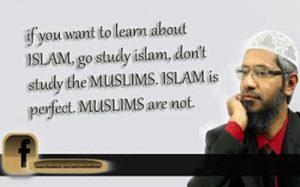 Dr Zakir Naik Quotes