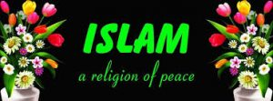 Islam teaches that there's one powerful, wise God