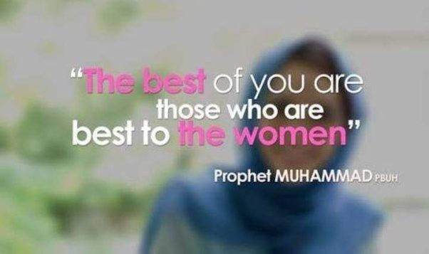 The Place of Woman in Islam