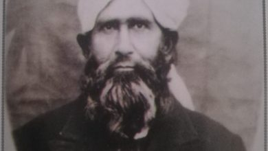 Photo of Hazrat Maulana Ghulam Mohammad Ghotvi (R.A) by محمد نبراس